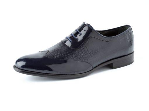 zapato negro enzoromano