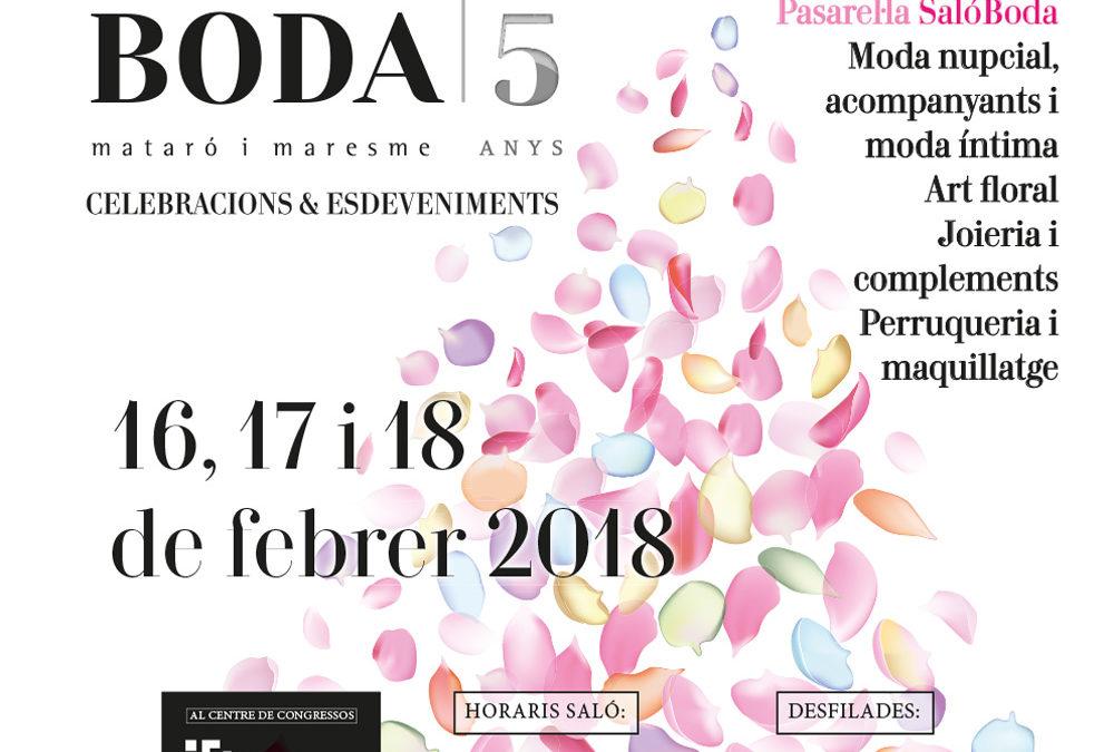 Presentación en Feria Saló Boda en Mataró