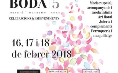 Presentazione a Saló Boda a Mataró