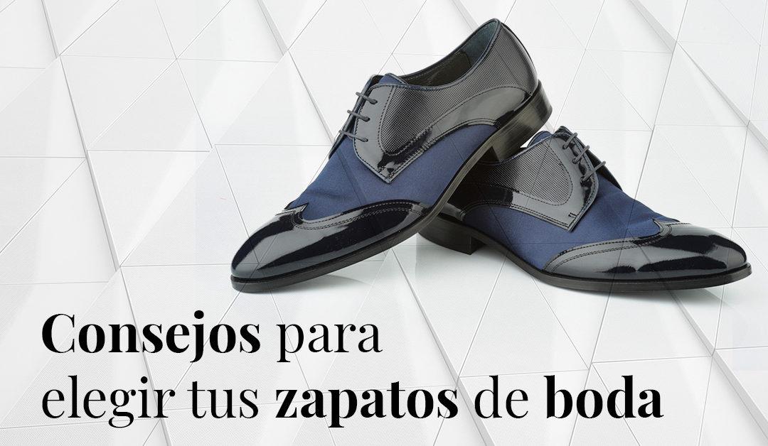 Cómo elegir los zapatos perfectos para tu traje de boda