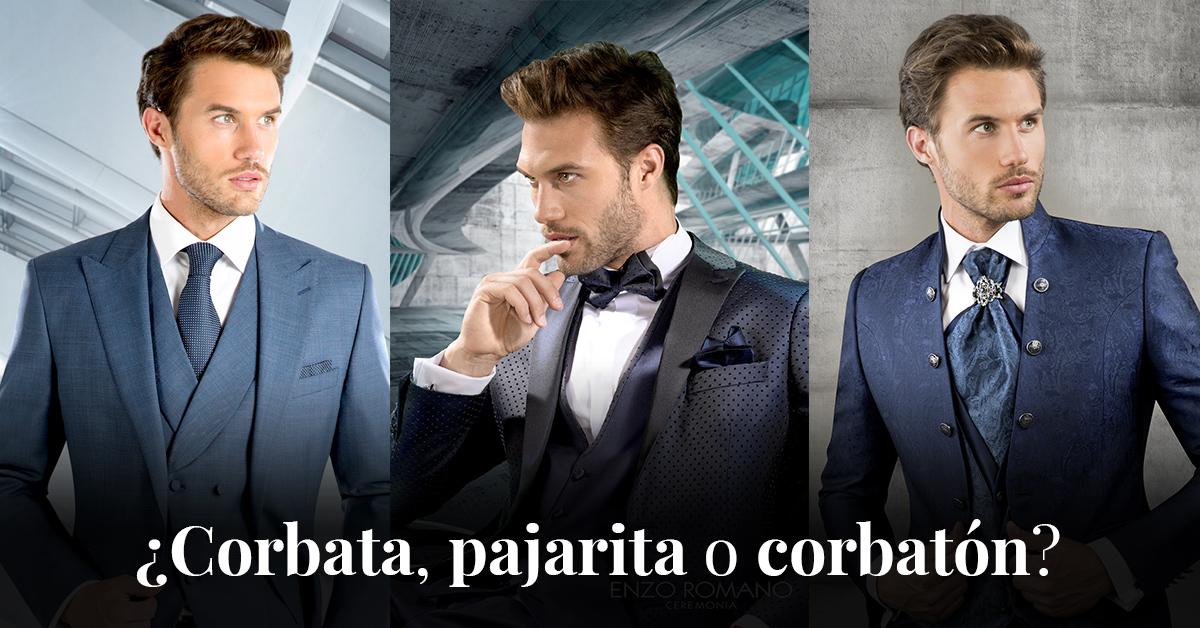 gran variedad de muy baratas descuento de venta caliente Corbata o pajarita: consejos para acertar con tu outfit de ...